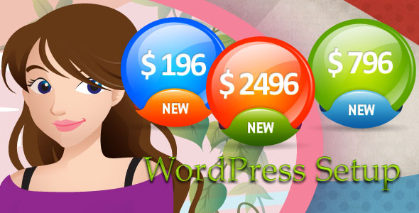 wordpress blog setup wordpress website setup service