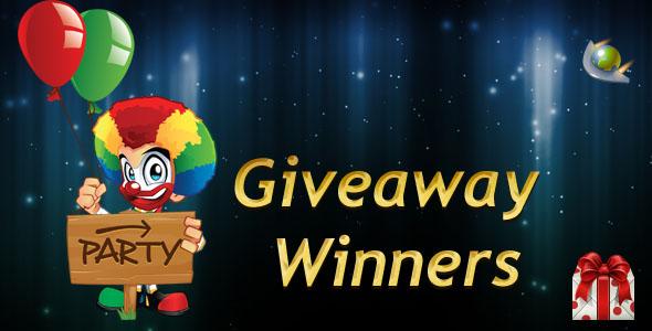 3 Web Hosting & Domains & Free WordPress Setups Giveaway Winners