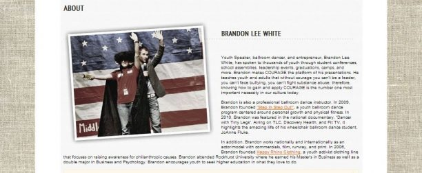 Brandon Lee White